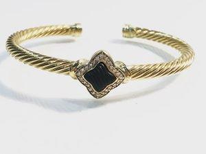 18k david Yurman bracelet