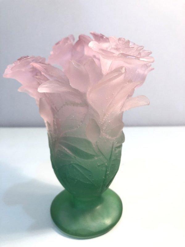 Rose Vase side